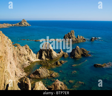 Cabo de Gata, Almeria, Andulusia, Spain - Stock Image