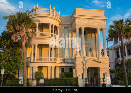 America, Charleston, South Carolina - Stock Image