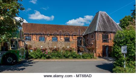 Farnham Maltings, Farnham Surrey UK - Stock Image