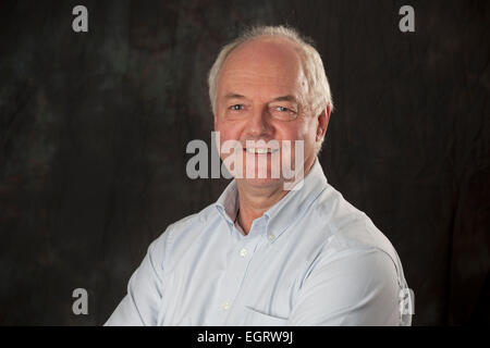 Walsall, West Midlands, UK. 1st March 2015. Des Tong Producer 'The Wellies' 'Picturebox' and 'Sofa Club' at the - Stock Image