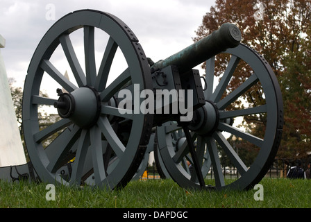 Cannon - Stock Image
