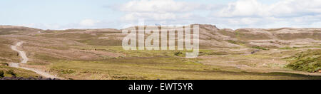 Iceland landscape in the south - Stock Image
