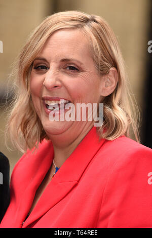 LONDON, UK. April 28, 2019: Mel Giedroyc at the BAFTA Craft Awards 2019, The Brewery, London. Picture: Steve Vas/Featureflash - Stock Image
