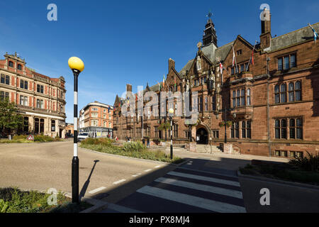 Coventry City Council House on Earl Street in Coventry city centre UK - Stock Image