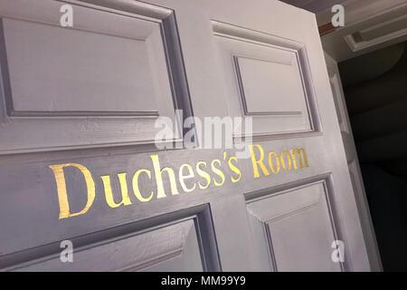 Duchesss Room Chatelherault Country Park, Hamilton,South Lanarkshire, Scotland, UK - Stock Image