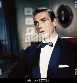 SEAN CONNERY,  DR. NO, 1962 - Stock Image