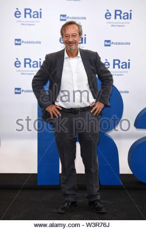 Riccardo Iacona milano, 13-07-2019 - Stock Image