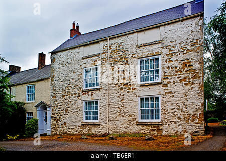 The Old House, Shincliffe, Durham, England - Stock Image