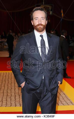 Matthew Macfadyen. The world premiere of 'The Three Musketeers', Vue Westfield, London. - Stock Image