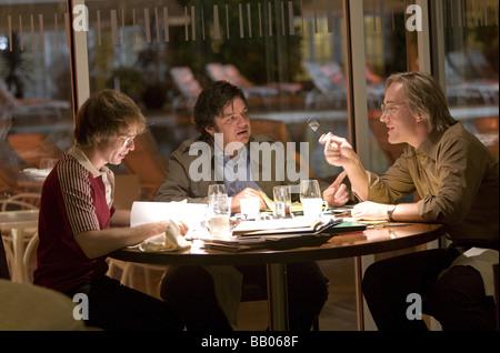Frost - Nixon  Year : 2008 Director : Ron Howard Sam Rockwell, Oliver Platt, Matthew Macfadyen - Stock Image