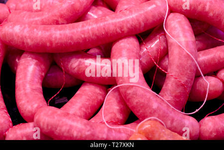 One day at the market searching for natural colorful shots - Stock Image