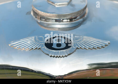Bentley Motor Car Marque - Stock Image