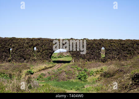 Aquaduct in The Azores - Stock Image