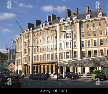 Great Northern Hotel Argyle Square Kings Cross London - Stock Image