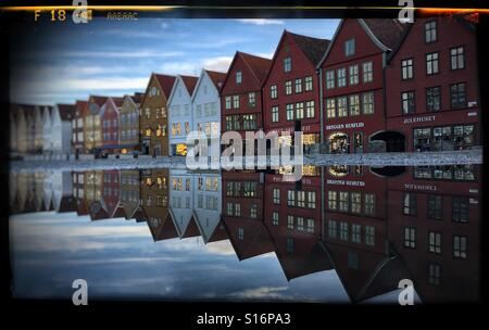 Reflections of the way life used to be! - Stock Image