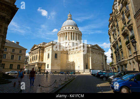 Pantheon,Paris,France - Stock Image
