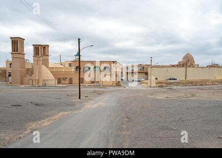 Nain old town, Isfahan province, Iran - Stock Image