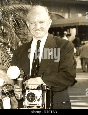 Bert Morgan 1965 - Stock Image