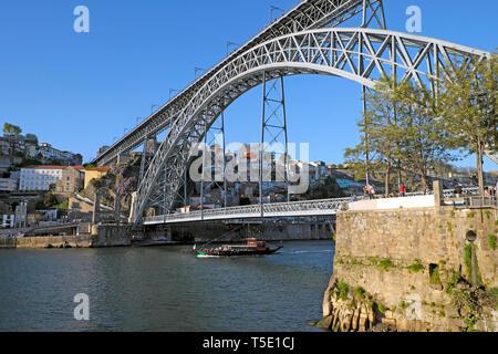 Porto Portugal Europe KATHY DEWITT - Stock Image