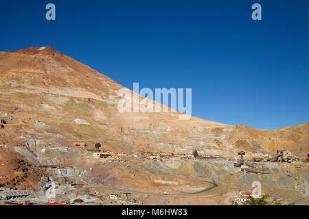 Mining in Potosi - Stock Image