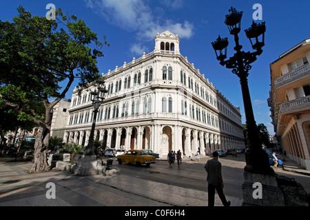 Paseo de Marti, Prado , Havanna Cuba - Stock Image