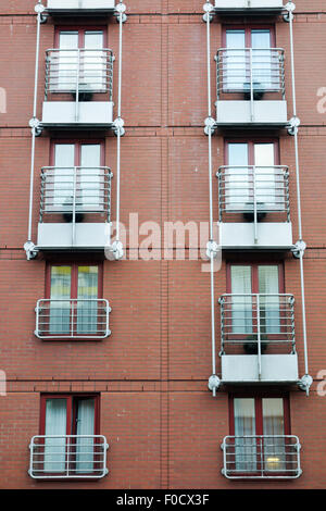 Citadines Apartment Hotel in the Barbican, Central London. - Stock Image