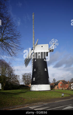 Shirley windmill Postmill Close Croydon Greater London England - Stock Image