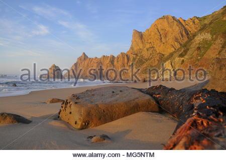 Cabo da Roca in Portugal-Cabo da Roca au Portugal - Stock Image