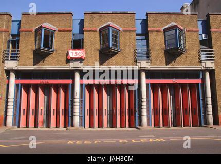 Islington Fire Station London - Stock Image