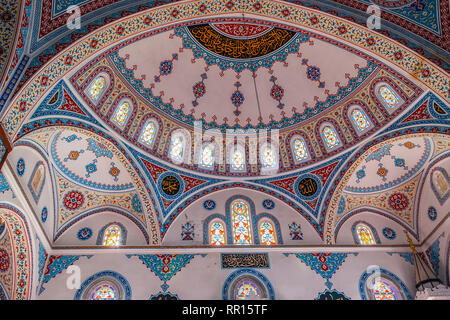 A Mosque In Manavgat Turkey - Stock Image