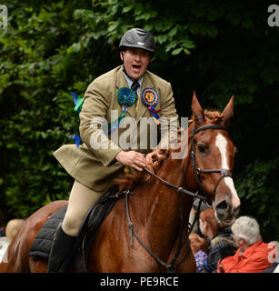 Selkirk Common Riding - Stock Image