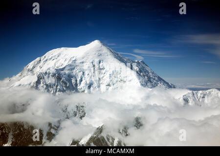 Mount Foraker, Denali - Stock Image