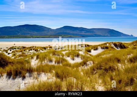 Beach at Ardara, Donegal, Ireland - Stock Image