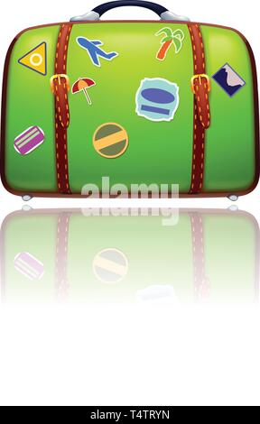 case different color 7 - Stock Image