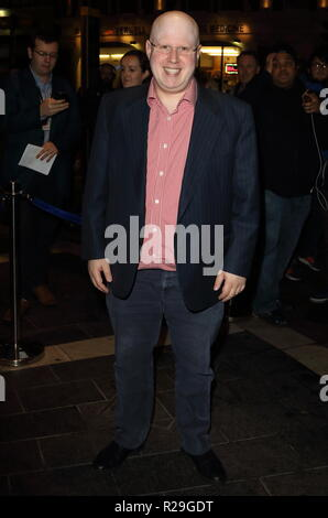 Company - opening VIP night at the Gielgud Theatre, Shaftesbury Avenue, London  Featuring: Matt Lucas Where: London, United Kingdom When: 17 Oct 2018 Credit: WENN.com - Stock Image