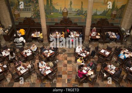 Sanborns Restaurant Mexico City - Stock Image