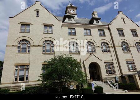 Winchester Virginia city hall - Stock Image