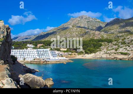 Sant Vicen beach - Stock Image