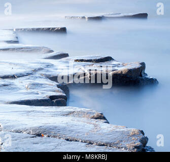 Kimmeridge Bay, Dorset, England - Stock Image