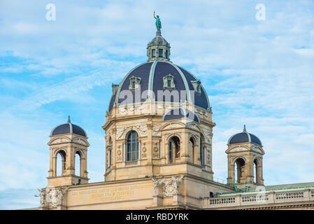 Austria, Vienna, Naturhistorisches Natural History Museum - Stock Image