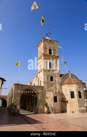 Agios Lazarus church, Larnaca, Cyprus October 2018 - Stock Image