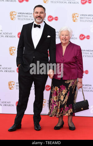 LONDON, UK. May 12, 2019: David Walliams arriving for the BAFTA TV Awards 2019 at the Royal Festival Hall, London. Picture: Steve Vas/Featureflash - Stock Image