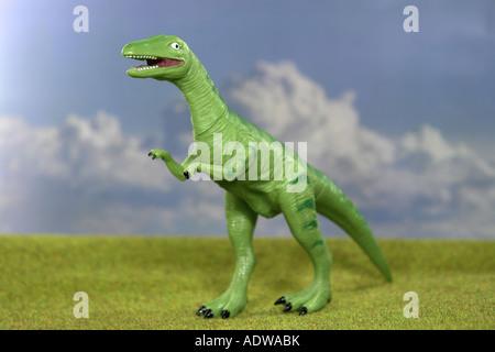 Velociraptor - Stock Image