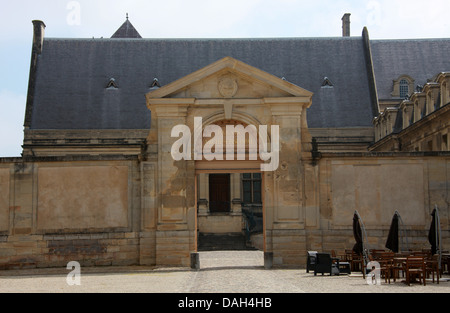 Palais du Tau, Reims, Marne, Champagne-Ardennes, France. - Stock Image