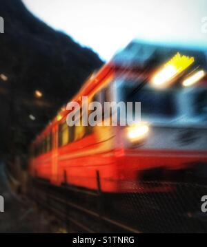 Train - Stock Image