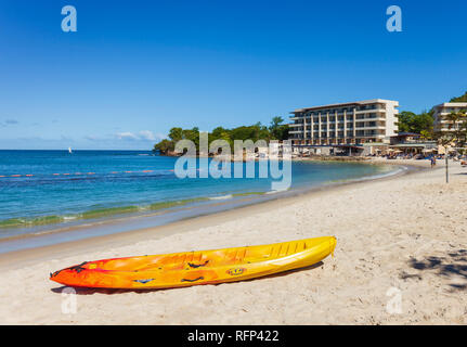 The Royalton resort and Spa, Cap Estate, Gros Islet, Smugglers Cove, Saint Lucia; Caribbean. - Stock Image