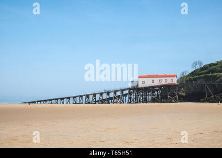 Tenby,Pembrokeshire,Wales,South Wales,holiday,destination,coast,coastal,resort,UK,U.K.,Britain,GB,Great Britain,British, - Stock Image