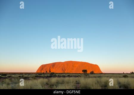 Uluru. Australia. - Stock Image