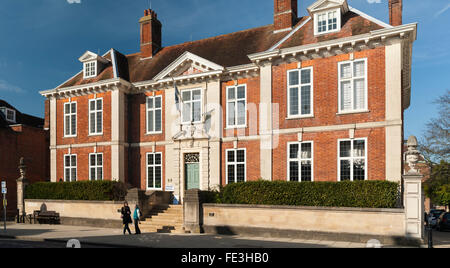 Pallant House Chichester - Stock Image