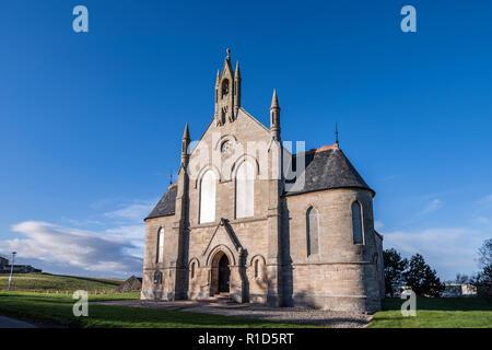 Tarbat Free Church of Scotland (Continuing), Portmahomack, Scotland - Stock Image